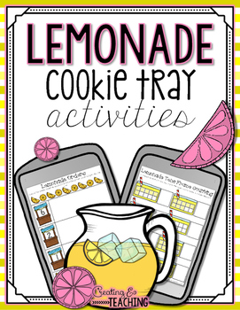 Lemonade Cookie Tray Activities