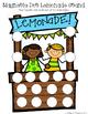 Lemonade Cookie Tray Activities