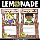 Lemonade Stand Activity (Lemonade Activities Summer Craft)