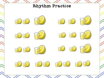 Lemonade, Crunchy Ice Clapping Game, Orff Arrangement and More!
