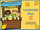 Lemonade Day ~ Centers and Activities