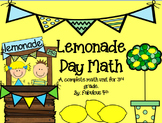 Lemonade Day Math Stations