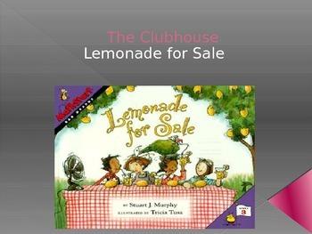 Lemonade For Sale Power Point