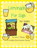 Lemonade For Sale by Stuart J. Murphy-A Book Response Journal, Bar Graph Study