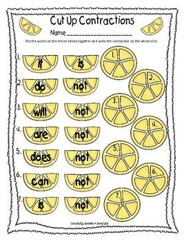 Lemonade Literacy and Math