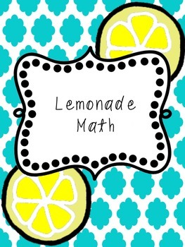 Lemonade Math