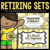 Lemonade Math & Literacy (Retiring Sets)