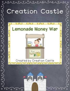 Lemonade Money War {$0.01 - $1.50}