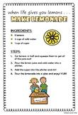 Lemonade Sequencing