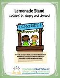Lemonade Stand: An elementary economics lesson simulation
