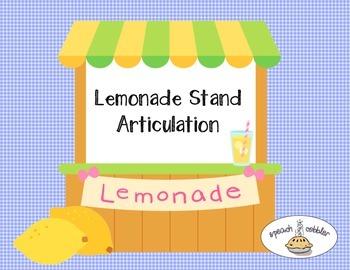 Lemonade Stand Articulation