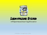 Lemonade Stand Business Simulation Project
