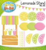 Lemonade Stand Clipart {Zip-A-Dee-Doo-Dah Designs}
