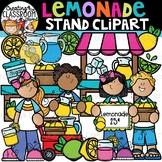 Lemonade Stand Clipart {Summer Clipart}