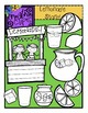 Lemonade Stand {Creative Clips Digital Clipart}