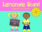 Lemonade Stand {Dramatic Play}