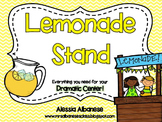 Lemonade Stand Dramatic Play Center