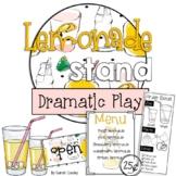 Lemonade Stand Dramatic Play Kit