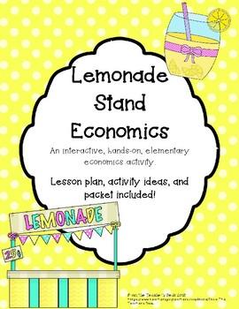 Lemonade Stand Economics