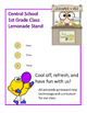 Lemonade Stand Fundraiser Kit