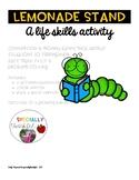 Lemonade Stand Life Skills Activity