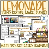 Lemonade Stand Project Based Learning