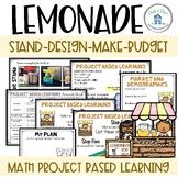 Lemonade Stand Make a Model Create a Financial Plan Proble