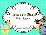 Lemonade Stand Math