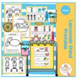 Lemonade Stand Printable and More