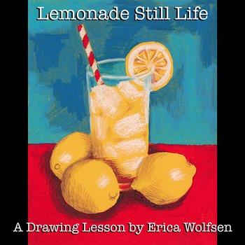 Lemonade Still Life