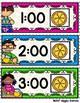 Lemonade Time Telling Time Envelope Center Set