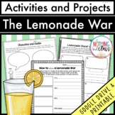 The Lemonade War: Reading Response Activities and Projects