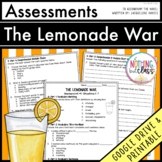 The Lemonade War: Tests, Quizzes, Assessments