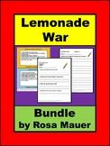 Lemonade War Book Series Bundle