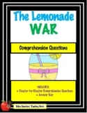 Lemonade War Comprehension Questions