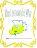 Lemonade War Packet
