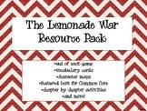 Lemonade War Unit