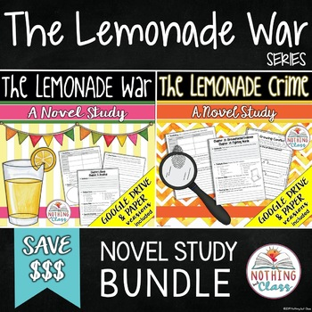 Pictures Of The Lemonade War