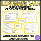Lemonade War and Lemonade Crime Unit