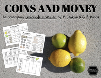 Lemonade in Winter: Counting Coins / Money
