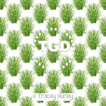 Lemongrass on White digital paper Printable Tracey Gurley Designs