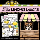 Lemons! Lemons! Lemons!  A Lemon Activity Book