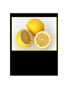 Lemons by Melissa Savage Tests and Activities