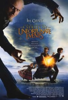 Lemony Snicket: A Series of Unfortunate Events The Bad Beg