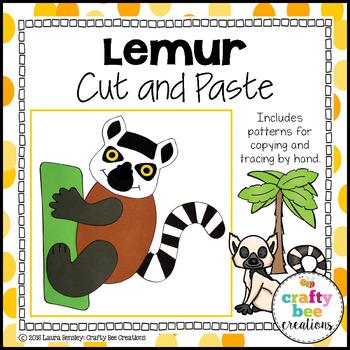 Lemur Cut and Paste