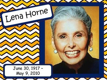 Lena Horne: Musician in the Spotlight
