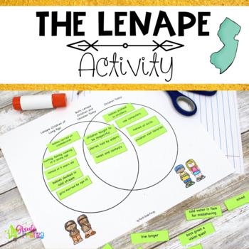 Lenape Activity