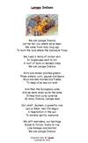 Lenape Indians Song