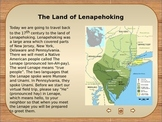 Lenape Virtual Field Trip
