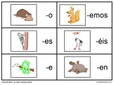 Lend an End Spanish Conjugation Game